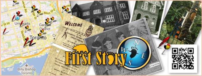 First Story header