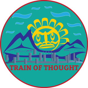 train of thought logo -with new font-
