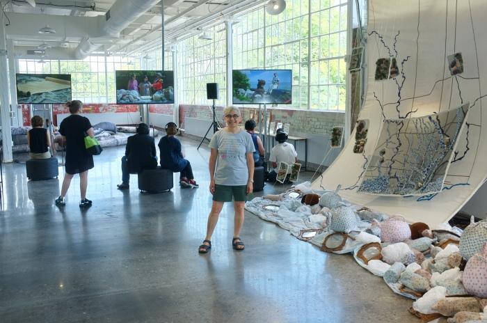 V at Biennial Sept 22 2